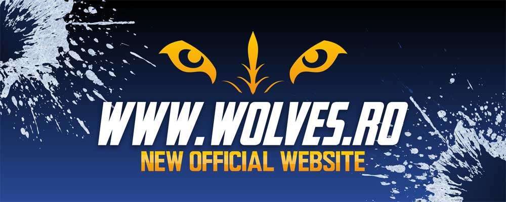 Wolves.ro - New Website